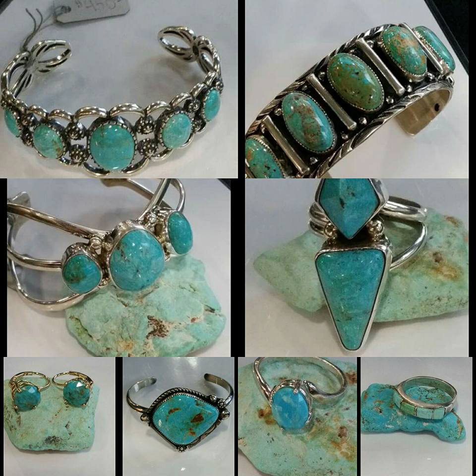Burtis Blue Turquoise Products