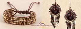 Machu Picchu Jewelry  Products