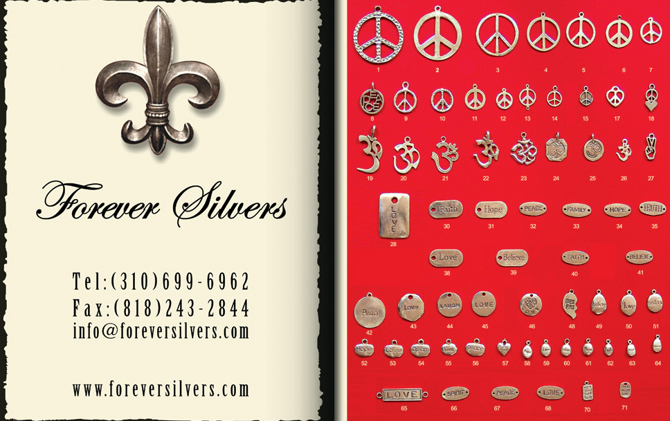Forever Silvers Inc Products