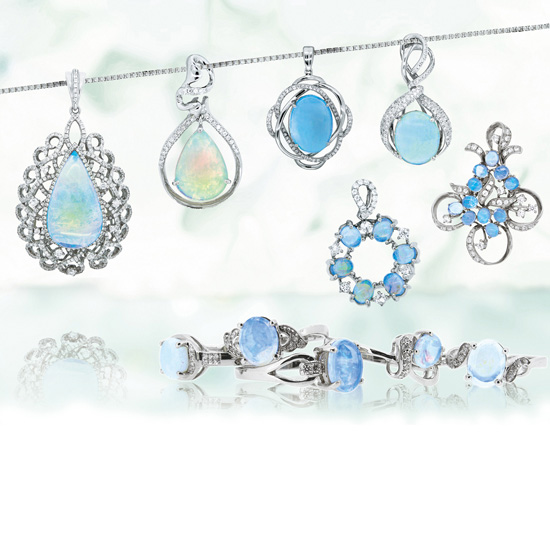 Opals Mine Factory Ltd. Products