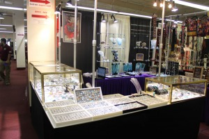 David R Freeland Jr Designs Booth