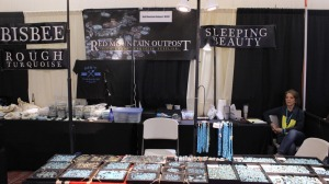 Red Mountain Outpost Booth