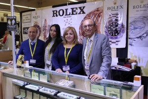 Tops Fine Jewelry and Watches, LLC Booth