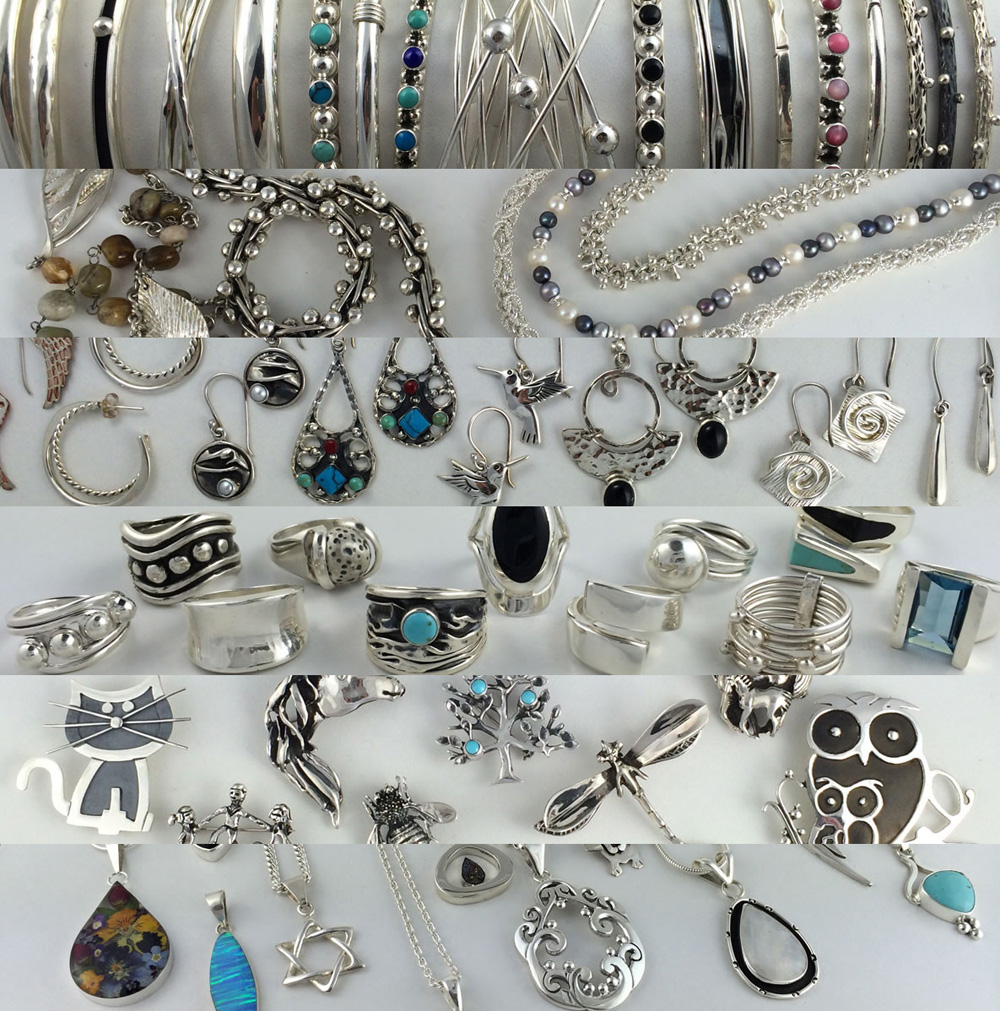 Sterling Silver from Taxco  Products