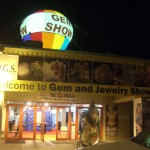 JOGS Tucson Gem & Jewelry Show Night Shot
