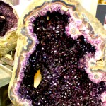 Purple Amethyst Geo