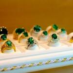 Green Emerald Rings