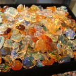 Transparent Cabochons