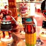 Kachina Country Navajo Dolls
