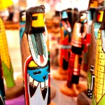 Kachina Country Navajo Dolls