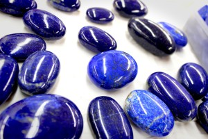 Khyber Stone - Empire Gems - Lapis Gemstone from Afghanistan