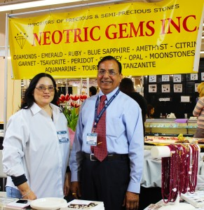 Neotric Gems with Mr Mittal and Asha
