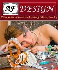 AF Designs - Sterling Silver Jewelry