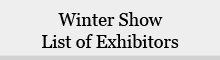 Winter Show 2017 List of Exhibitors