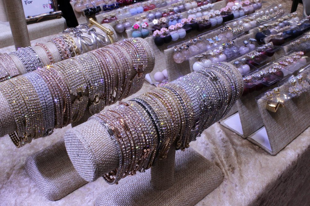 Crystal Bracelets from Jewellenium