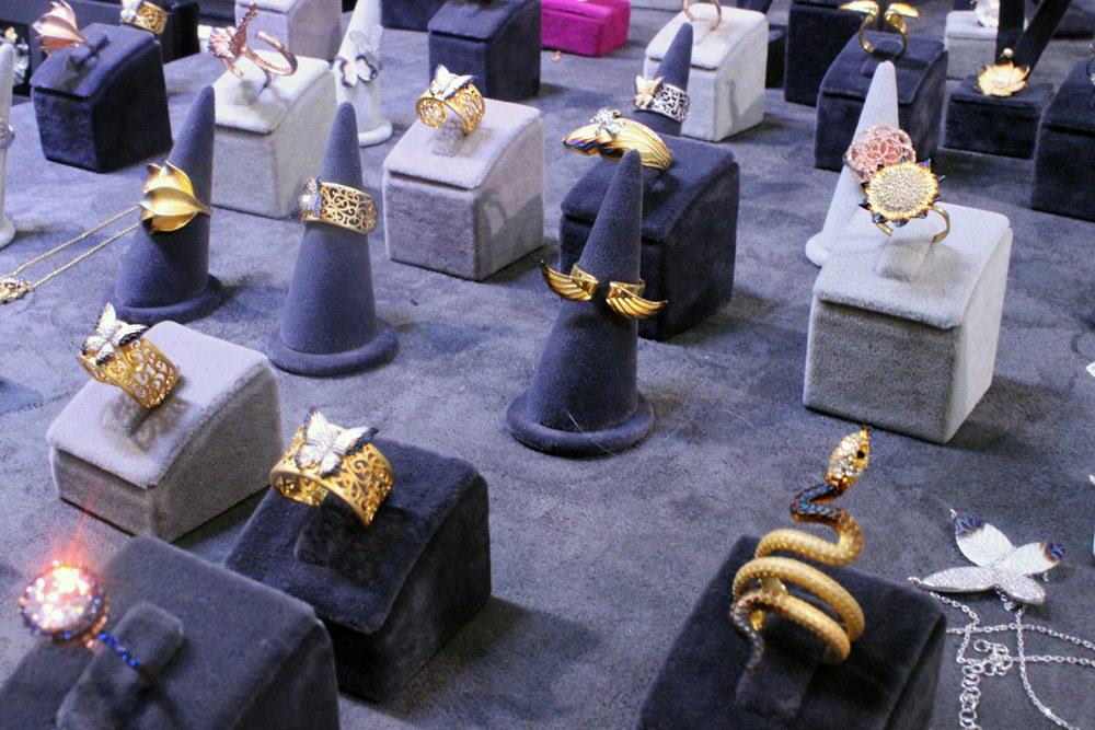 Rings from Truva