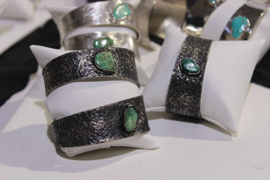 Designer Jewelry at the Tucson Gem Show