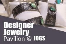 Designer Jewelry Pavilion at JOGS Tucson Gem & Jewelry Show