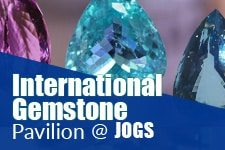 International Gemstone Pavilion at JOGS Tucson Gem & Jewelry Show