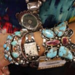 Southwestern Turquoise Jewelry at the JOGS Tucson Gem & Jewelry Show