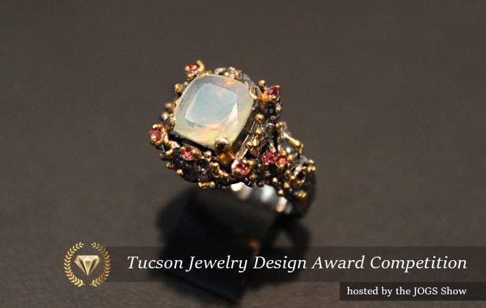 Tucson Jewelry Design Award Competition 2018 JOGS Tucson Gem And
