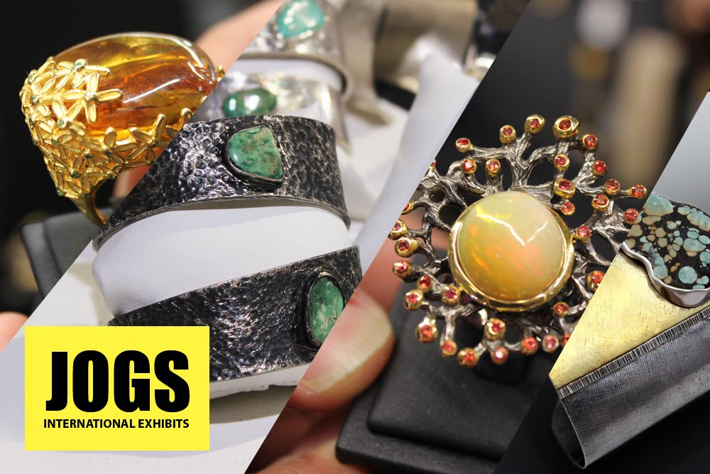 Featured Tucson Gem Show 2018 Jewelry Designers