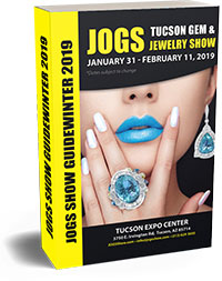 List of Exhibitors Winter 2019 - 2019 JOGS Tucson Gem And Jewelry